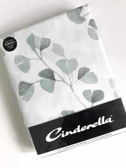 Een dekbedovertrek met botanische print: echt iets voor mij!!