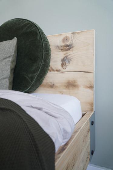 Het monteren van het bed is prima zelf te doen!