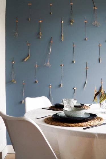 Is deze  DIY ook iets voor aan jouw muur?